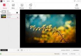 Wondershare DVD Creator imagen 3 Thumbnail