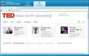 Wondershare Free YouTube Downloader imagen 4 Thumbnail