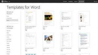 Word Online imagen 3 Thumbnail