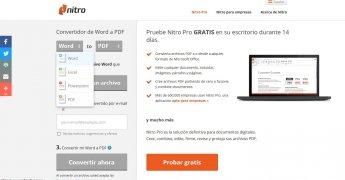 WordtoPDF imagem 2 Thumbnail