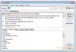 WordWeb imagem 1 Thumbnail