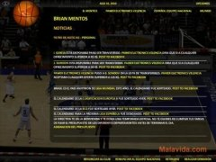 World Basketball Manager image 4 Thumbnail