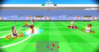 Worldy Cup - Super power soccer imagen 4 Thumbnail