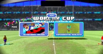 Worldy Cup - Super power soccer imagen 5 Thumbnail