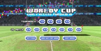 Worldy Cup - Super power soccer imagem 6 Thumbnail