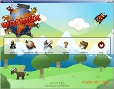 Wormux  0.9.2 Español imagen 4