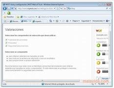 WOT Internet Explorer imagen 3 Thumbnail