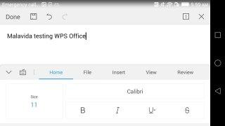 WPS Office imagen 6 Thumbnail