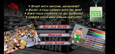 Wrestling Revolution 3D imagen 10 Thumbnail
