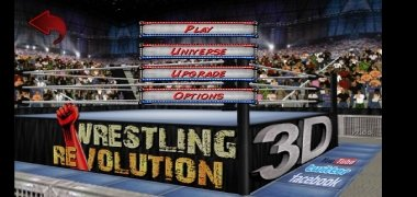 Wrestling Revolution 3D image 2 Thumbnail