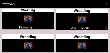 WWE Videos HD immagine 1 Thumbnail