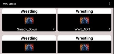 WWE Videos HD immagine 2 Thumbnail