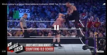 WWE Videos HD immagine 5 Thumbnail