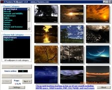 X-Fusions Wallpaper imagem 4 Thumbnail