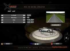 X Motor Racing imagem 1 Thumbnail