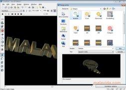 Xara 3D Maker imagen 4 Thumbnail