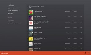 Xbox Music imagem 2 Thumbnail
