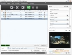 Xilisoft 3GP Video Converter imagem 2 Thumbnail