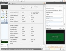 Xilisoft 3GP Video Converter immagine 3 Thumbnail