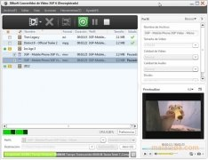 Xilisoft 3GP Video Converter bild 4 Thumbnail