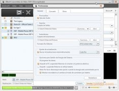 Xilisoft 3GP Video Converter bild 5 Thumbnail