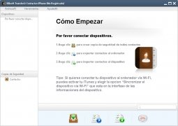Xilisoft iPhone Contacts Backup imagen 1 Thumbnail