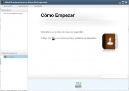 Xilisoft iPhone Contacts Backup immagine 3 Thumbnail