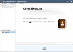 Xilisoft iPhone Contacts Backup imagem 3 Thumbnail
