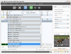 Xilisoft MP4 Converter image 3 Thumbnail