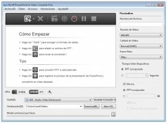 Xilisoft PowerPoint to Video Converter bild 1 Thumbnail
