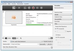 Xilisoft PowerPoint to Video Converter imagen 5 Thumbnail