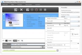 Xilisoft PowerPoint to Video Converter imagen 6 Thumbnail