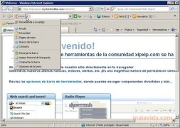 XipXip Toolbar Internet Explorer image 1 Thumbnail