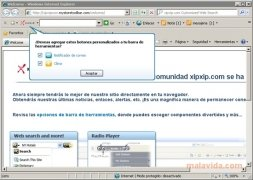 XipXip Toolbar Internet Explorer imagem 2 Thumbnail