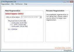 XLS Regenerator image 1 Thumbnail