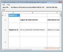 XLS Viewer image 1 Thumbnail
