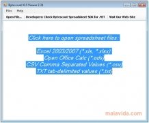 XLS Viewer imagem 2 Thumbnail