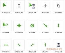 XP Cursors Изображение 1 Thumbnail