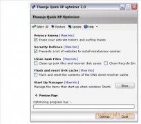 XP Optimizer immagine 2 Thumbnail