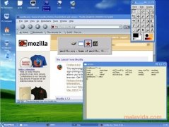 XPde Desktop Environment image 1 Thumbnail