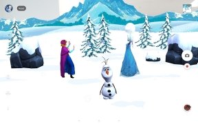 XPERIA Frozen AR Effect Изображение 1 Thumbnail