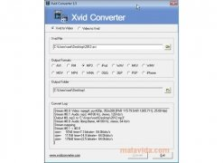 Xvid Converter image 1 Thumbnail