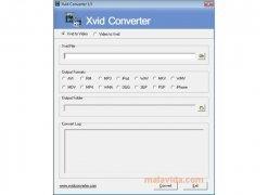 Xvid Converter bild 2 Thumbnail