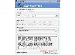 Xvid Converter bild 3 Thumbnail
