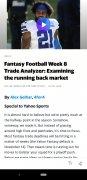 Yahoo Fantasy Sports imagen 8 Thumbnail