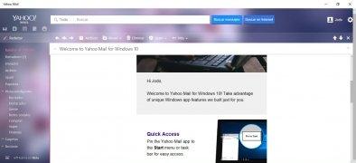 Yahoo Mail imagem 11 Thumbnail