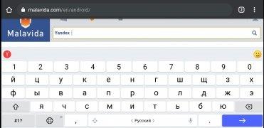 Yandex.Keyboard imagen 4 Thumbnail