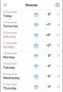 Yandex.Weather imagen 3 Thumbnail