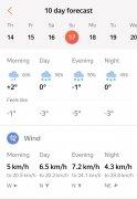 Yandex.Weather imagem 5 Thumbnail
