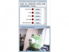 Yawcam  0.4.1 Español imagen 2